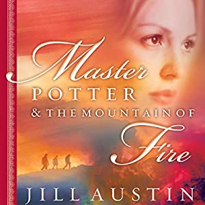Master Potter and the Mountain of Fire Audiobook