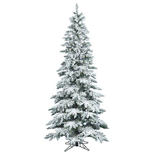 Slim Unlit Christmas Tree (7.5' x 43