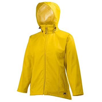 Helly Hansen W Voss Jacket Veste Femme, Jaune, FR   4XL (Taille Fabricant 3ddd0ab76019