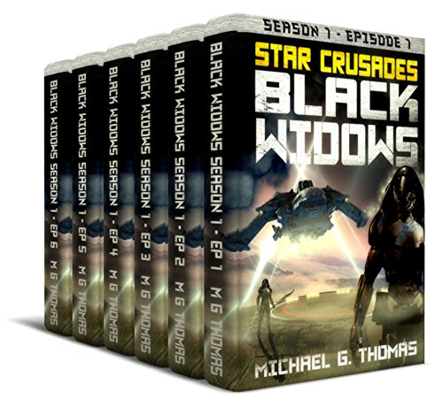 {* TOP *} Star Crusades: Black Widows - Complete First Season Box Set: Episodes 1-6. Serie codigos offers dealer Frank enables Mantente Facebook