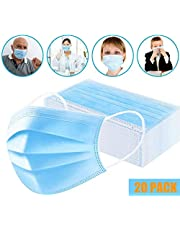 CICMOD 10/20/30/50 X Disposable Face Mask Dust-proof And Breathable Filter Anti-pollution Face Cover