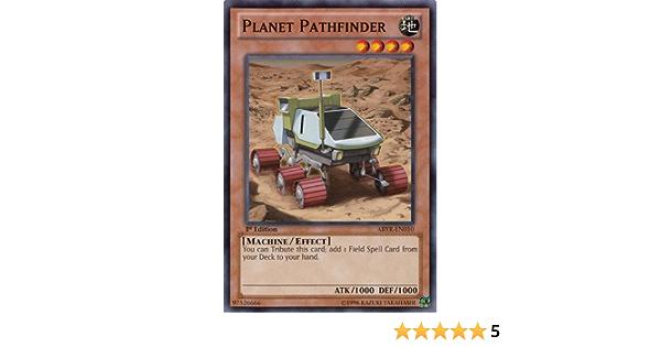 ABYR-EN010 Common Unlimited NM Yugioh Planet Pathfinder