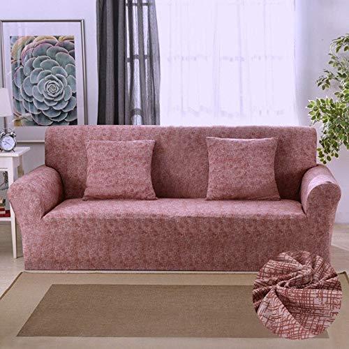 Fiesta - Funda para sofá con diseño de cruz a rayas para ...