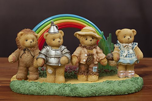 Cherished Teddies Follow The Yellow Brick Road Collector's Set ()