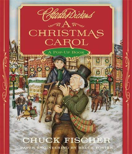 Image of A Christmas Carol: A Pop-Up Book