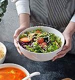 TGLBT 55oz Porcelain Salad/Soup Bowl- 3