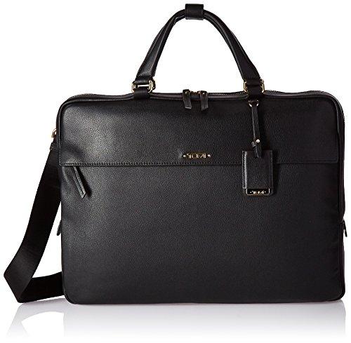 투미 Tumi Voyageur Leather Westport Slim Brief Briefcase