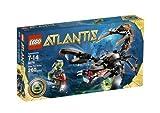 LEGO Atlantis Deep Sea Striker 8076
