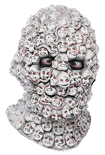 Pied Piper Scary Demon Latex Adult Halloween Costume Mask