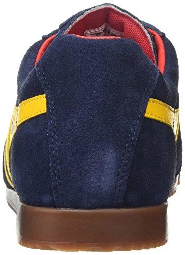 Gola Herren Harrier Fashion Sneaker Marine / Sonne / Rot