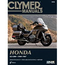 Clymer Honda GL1200 84-87: Service, Repair, Maintenance