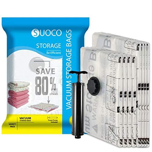 SUOCO Vacuum Storage Bags
