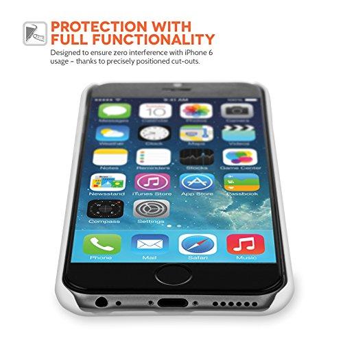 Caseflex iPhone 6 / 6S Hülle Blau Fair Isle Aztekisch Hart Schutzhülle