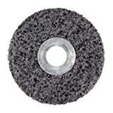 3M (CS-UW) Clean and Strip Unitized Wheel, 6 in x 1/2 in x 1/2 in 7S XCS [You are purchasing the Min order quantity which is 4 Wheels]