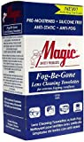 Lens Cleaning Fog-Be-Gone Towelettes by Magic Safety - MS93160 (1 Box)