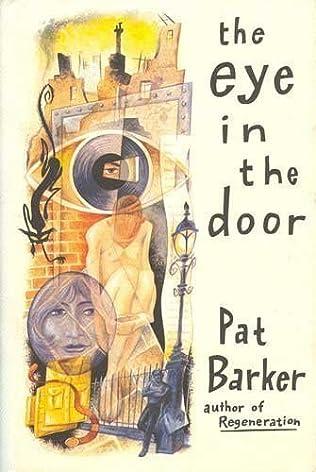 book cover of The Eye in the Door