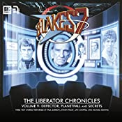 Blake's 7 - The Liberator Chronicles, Volume 9 | Cavan Scott, Mark Wright
