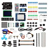 Sainsmart Arduino Starter Kits Review and Comparison
