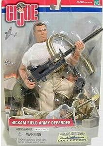 "Amazon.com: GI Joe Hickam Field Army Defender 12"" Figure"