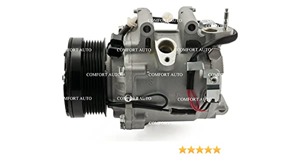Amazon.com: 2006 2007 2008 2009 2010 2011 Honda Civic 1.8L 4 Door ONLY SEDAN New AC Compressor 1 Year Warranty: Automotive