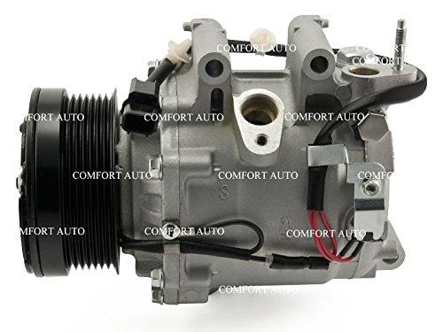 2006 2007 2008 2009 2010 2011 Honda Civic 1.8L 4 Door ONLY SEDAN New AC Compressor 1 Year Warranty TRSE07 Compressor Assembly