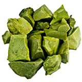 1 lb Bulk Green Opal Rough from Madagascar - Large 1'' Natural Raw Stones & Fountain Rocks for Tumbling, Cabbing, Polishing, Wire Wrapping, Wicca & Reiki Crystal Healing