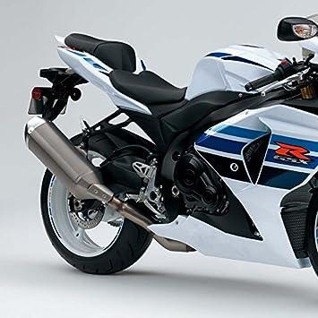 zxmoto motocicleta trasera Pillion Asiento de pasajero para Suzuki GSX-R 600/750/1000