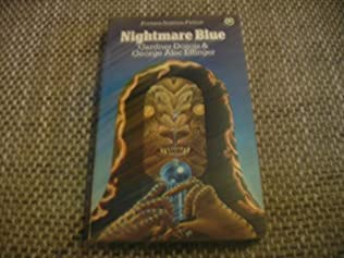 book cover of Nightmare Blue