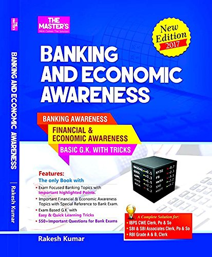 Buy Banking And Economic Awareness Book Online at Low Prices