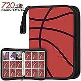 KITOYZ 720 Pockets Basketball Binder