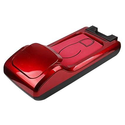 MYY Portátil Rojo Dispensador Cubierta Zapatos Automático para Áreas De Higiene Proteccion Casa Piso con 500