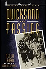 Quicksand and Passing (American Women Writers) by Nella Larsen (1986) Paperback Paperback