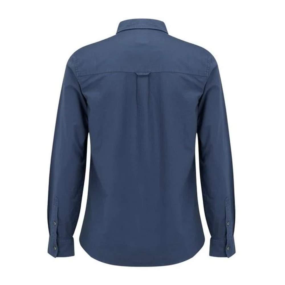 Animal Mens Robbie Shirt Navy