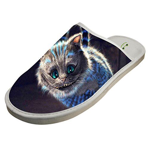 Winter Cotton Crazy Run cats Antiskid House Slippers Baboosh Pontoufle by 4B854DF6B