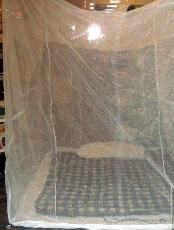 Nicamaka Jungle - Bed Mosquito Netting with Floor by Nicamaka (Image #1)