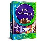Cadbury Celebrations Assorted Chocolate Gift Pack, 64.2g (Pack of 10)