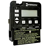Intermatic P1353ME Three (3) Circuit 24-Hour 25A 2HP Dual Voltage Pool/Spa Control Mechanism