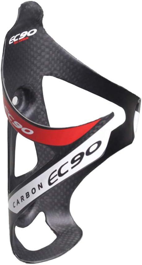 EC90 - Portabidón para bicicleta, de fibra de carbono, ligero ...