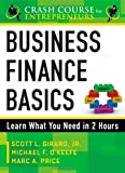 Business Finance Basics, Marc A. Price and Michael F. O'Keefe, 9077256407