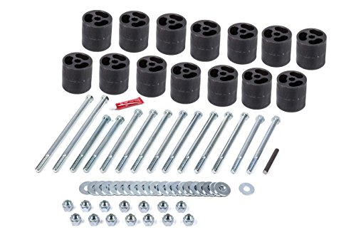 Performance Accessories, Chevy/GMC Silverado/Sierra 1500/2500 Gas 2WD and 4WD Fleetside Only 3