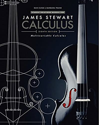 student solutions manual chapters 10 17 for stewart s multivariable rh amazon com james stewart multivariable calculus 7e solutions manual pdf multivariable calculus james stewart 6e solutions manual