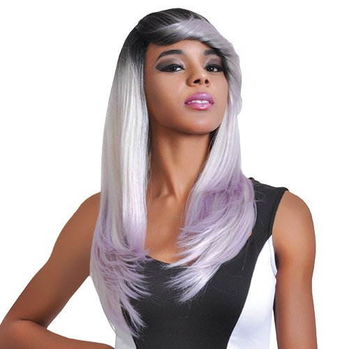 [Janet Collection Synthetic Hair Wig Perm-Zinnia (PFS4/30)] (Perm Wigs)