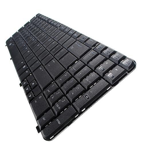(Black Keyboard for HP Presario CQ61 517865-001 USA)