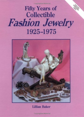 Vintage Costume Jewelry Prices (Fifty Years Of Fashion Jewelry 1925-1975)