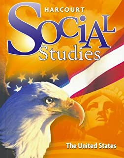 Harcourt brace social studies grade 5 vol 1 united states teachers harcourt social studies student edition grade 5 united states 2010 fandeluxe Image collections