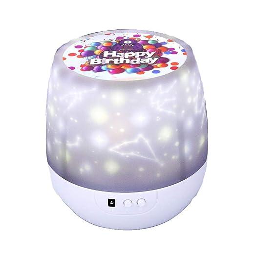 Lámpara De Proyector De Estrella Para Niños Gire 360 Grados Hay 6 ...