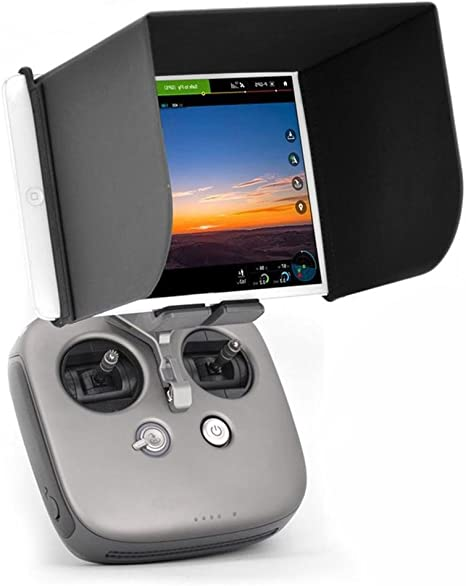 Foldable Tablet Sun Hood Fpv Monitor Sunshade Sun Shield For Dji All U7E8