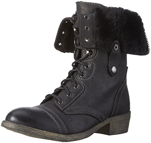 PU Femme y258 107 Y278c Boots Rangers P1814c Buffalo 1qI4xBw