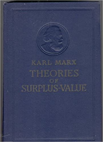 theory of surplus value marx