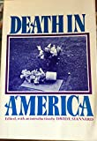 Death in America 9780812210842